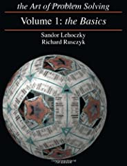 The Art of Problem Solving, Volume 1, is the classic problem solving textbook used by many successful MATHCOUNTS programs, and have been an important building block for students who, like the authors, performed well enough on the American Mat...