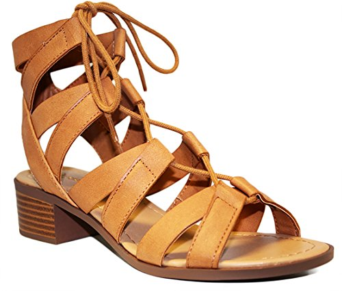 CLASSIFIED Strappy Womens Sandals Shoes product image
