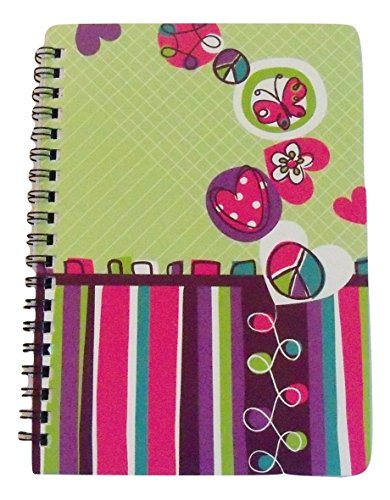 Love and Peace Spiral Notebook ~ Growing Love and Peace (5