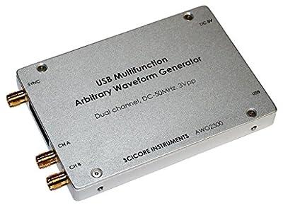 USB Multifunction Arbitrary Waveform Generator