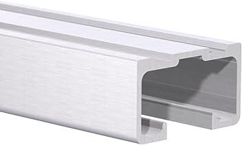 6ft Aluminum Divider Bar Polish Finish