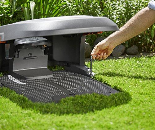 Amazon.com: Gardena Robotic Cortacésped Almacenamiento, para ...