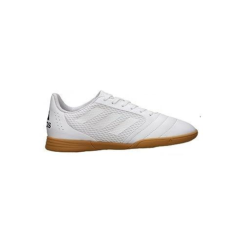 adidas Ace 17.4 Sala Niño, Zapatilla de fútbol Sala, Clear Grey-White-