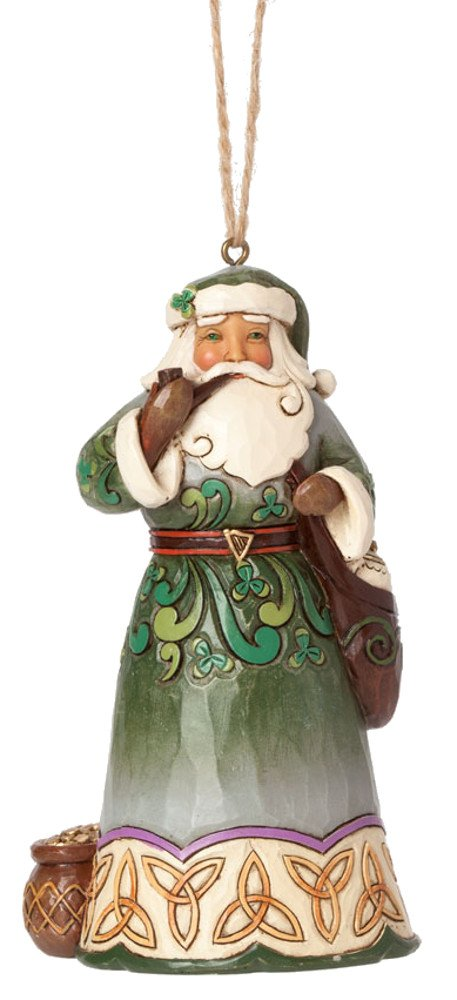 Traditional Irish Christmas Ornaments for the Tree