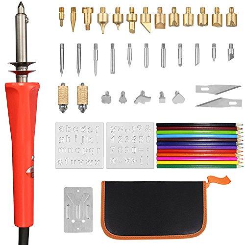 wood burning kit wood - 9