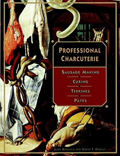 [FREE] Professional Charcuterie: Sausage Making, Curing, Terrines, and Pâtes ZIP