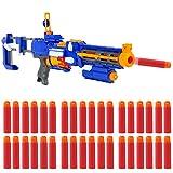 NUOLUX Refill Foam Bullet Darts for Nerf N-Strike Elite Mega Centurion,120PCS