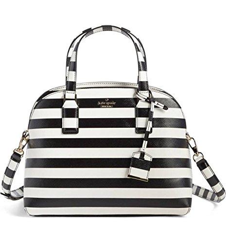 Kate Spade Striped Handbag - 1