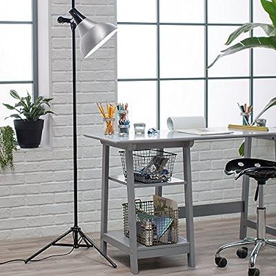 Daylight Artist Studio Lamp and Stand