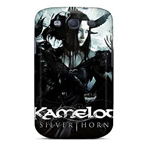 Samsung Galaxy S3 XcJ2871KxGT Support Personal Customs Vivid Moonspell Band Morbid God Skin Shock Absorbent Hard Phone Cover -KennethKaczmarek