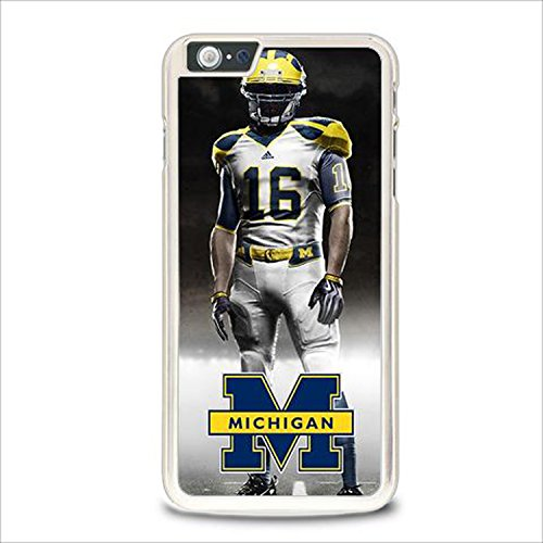 Coque,Michigan Wolverines Case Cover For Coque iphone 6 / Coque iphone 6s