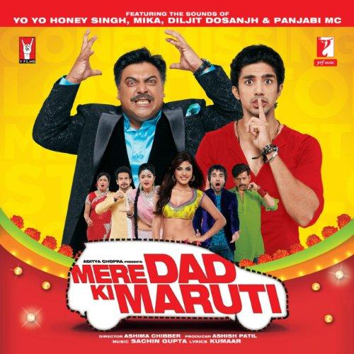 mere-dad-ki-maruti-bollywood-2013-music-cd