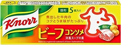 Ajinomoto Knorr beef consomme 5 pcs X5 pieces [Parallel import]