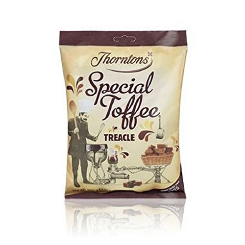Thorntons Treacle Special Toffee Bag (300g) (Pack of 6) by Thorntons