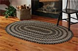 Park Designs Kendrick Diamond Braided Rug – 36×56