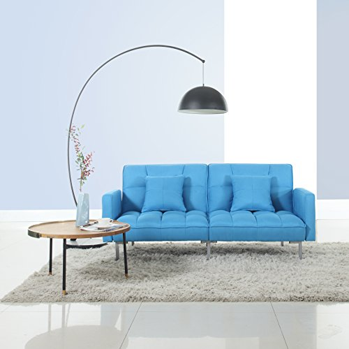 Blue Sleeper Sofas Amp Pull Out Beds