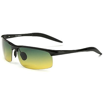 Gafas de sol Día Y Noche De Uso De Luces Polarizadas Gafas De Sol Conductor Night
