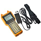 RY-S200D TV Signal Level Meter CATV Cable Testing 5-870MHZ MER BER for both Digital & Analog Signal Measurement