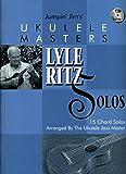 Jumpin' Jim'S Ukulele Masters Lyle Ritz Solos Uke Book/Cd