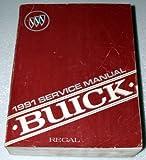 1991 Buick Regal Factory Service Manual