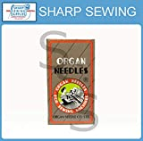 Super Sewing Supplies for 10 Organ Needles