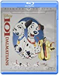 Cover Image for '101 Dalmatians: Diamond Edition (2-Disc Blu-ray + DVD + Digital HD)'