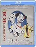 101 Dalmatians (2-Disc Diamond Edition Blu-ray/DVD/Digital HD)