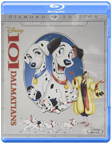 101 Shell - 101 Dalmatians (2-Disc Diamond Edition Blu-ray/DVD/Digital HD)