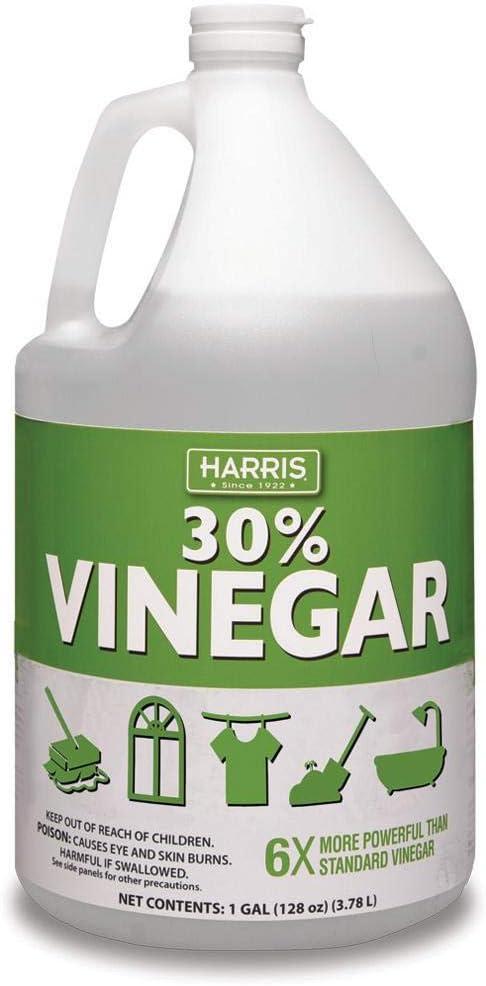 30% Pure Vinegar, Extra Strength by Harris (Gallon)