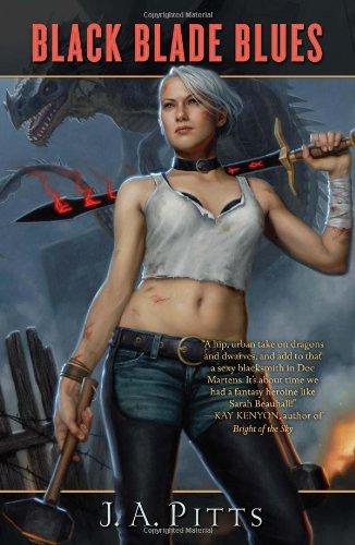 Download Black Blade Blues (Sarah Jane Beauhall) ebook