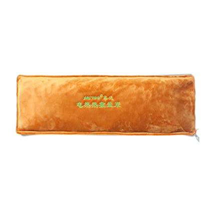 Xiaolin Masaje Calentamiento eléctrico Bolsa de Sal Compresa Caliente Moxibustión Cálido Bolsa Cintura Rodilleras Hombro (