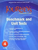 unit test - Journeys: Benchmark Tests and Unit Tests Consumable Grade 4 Grade 4