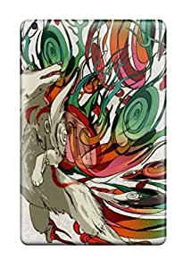 Tough Ipad IzI2410OaMh Cases Covers/ Cases For Ipad Mini(okami)