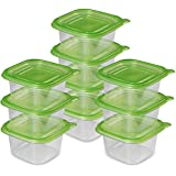 Food Storage Container - (950ml/32oz) - Green (20-Piece) - BPA Free - Reusable - Environment Friendly - Multipurpose Use for Home Kitchen or Restaurant - By Utopia Kitchen