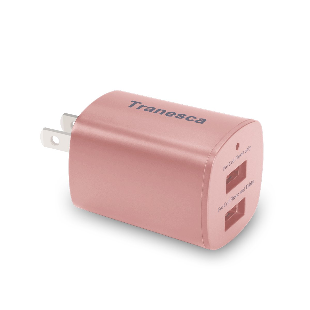 Iphone Wall Charger: Tranesca 2-port USB Travel Wall Charger For IPhone 7/7