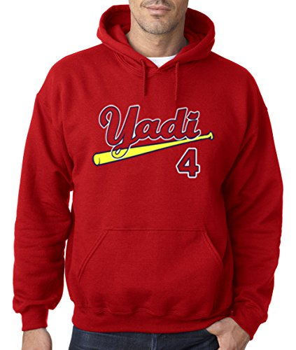 The Silo RED St. Louis Yadi Molina