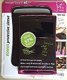 Boogie Board Jot 8.5 LCD eWriter Pink Writing Tablet + Neoprene Sleeve + Stylus