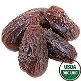 Organic Dried Medjool Dates, 5lbs
