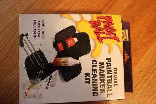 (Hoppe's Deluxe Paintball Gun Cleaning Kit)