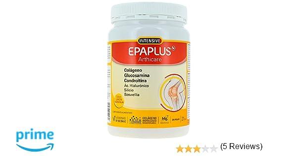 EPAPLUS Arthicare Intensive Colageno 284G: Amazon.es: Salud y cuidado personal