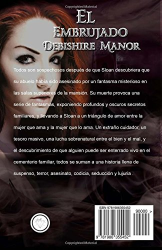 El Embrujado Debishire Manor (Spanish Edition): M. A. Jenkins: 9781986355452: Amazon.com: Books