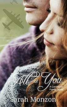 All of You (A Carrington Family Novel Book 2) by [Monzon, Sarah]