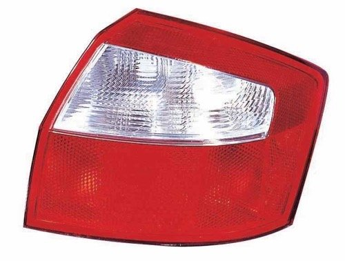 Go-Parts » Compatible 2002-2005 Audi S4 Rear Tail Light Assembly Housing/Lens/Cover - Right (Passenger) Side - (4 Door; Sedan) 8E5 945 218 A AU2819113 Replacement For Audi (Audi A4 Rear Light)