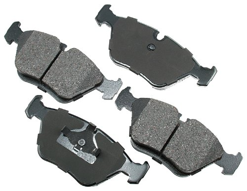 Akebono EUR394 Brake Pad Set