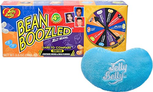 Jelly Belly Candy - 4th Edition BeanBoozled Spinner Jelly Be