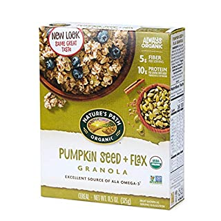 Nature's Path Organic Pumpkin Seed & Flax Granola, 11.5 oz