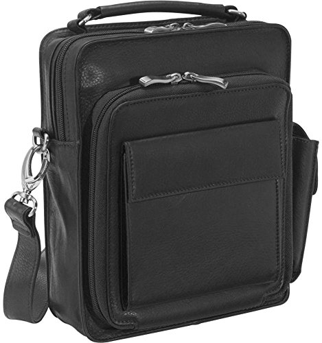 Osgoode Marley Cashmere Large Travel Pack - Black by Osgoode Marley