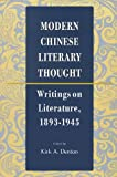 Modern Chinese Literary Thought, , 0804725594