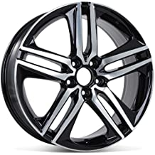 "New 19"" HONDA ACCORD SPORT STYLE FITS EX LX LX-S V6 WHEEL RIM BLACK One piece"