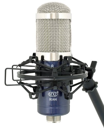 MXL R144 Ribbon Microphone Shockmount